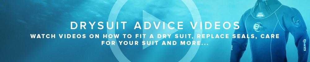 Drysuit videos