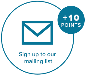 Sign up to mailing